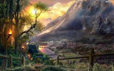 desktop fantasy backrounds | set as desktop wallpaper fantasy world wallpaper 1680x1050 401 kb