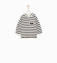 STRIPED SWEATER-SWEATERS AND CARDIGANS-BABY BOY | 3 months - 4 years-KIDS | ZARA United States