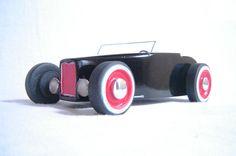 Black Roadster I