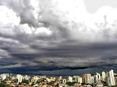 Goiânia #HDR #sky #buildings #city #town #weather #cloudy