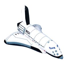"Inflatable Space Shuttle (17"")"