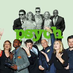 Coolest cast of anything. Ever. <---- yes. why are they not my friends?