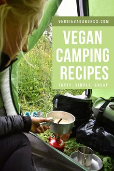 Planning a vegan camping trip but not sure what camping meals to make? Look no further because we've put together this complete guide with staples for the camp stove, spice mixes, vegan camping food to make ahead and recipe inspiration. These recipes are tasty and balanced with all the good stuff to keep you fuelled in the outdoors. Check out this ultimate list of the best camping foods before your next trip but be warned, scrolling may result in one hungry belly!