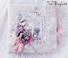 FLEUR design Blog: Альбом. Вдохновение от Виктории Буйловой.