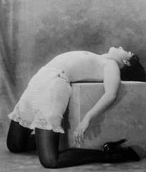 1930's lingerie
