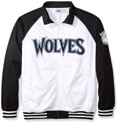 Amazon.com : NBA Men's Tricot Track Jacket : Sports & Outdoors