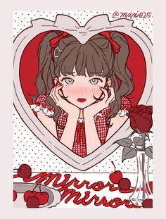 Art Anime, Anime Art Girl, Manga Art, Cute Art Styles, Cartoon Art Styles, Aesthetic Art, Aesthetic Anime, Dibujos Cute, American Graffiti