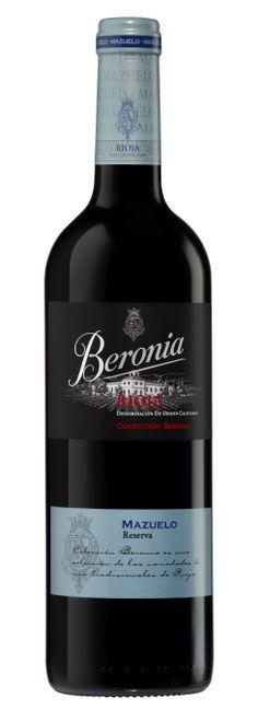 Beronia Mazuelo Reserva 2008. Oh I wish I had a bottle of Beronia, I love it!!