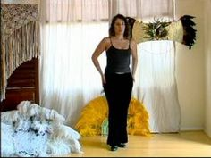 How to Samba: Brazilian Dance Lesson : How to Move Hips in the Brazilian Samba Dance - YouTube