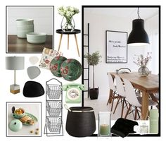 """""""home"""" by metka-belina ❤ liked on Polyvore featuring interior, interiors, interior design, home, home decor, interior decorating, Mikasa, CB2, GPO and Crate and Barrel"""