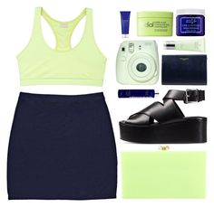 """""""mint marine"""" by charli-oakeby ❤ liked on Polyvore featuring Dimensione Danza, Charlotte Olympia, Alexander Wang, Aspinal of London, Miriam Quevedo, Molton Brown, Captain Blankenship, Rodial, Elemis and Summer"""