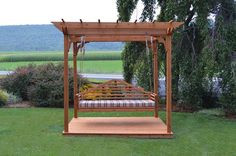Product Description This Pergola allows you to create the perfect outdoor oasis…