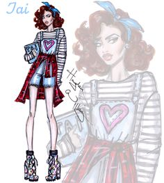 Clueless collection by Hayden Williams: Tai Frasier| Be Inspirational ❥|Mz. Manerz: Being well dressed is a beautiful form of confidence, happiness  politeness