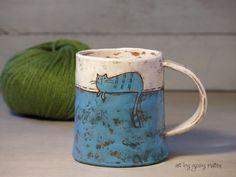 handmade ceramic by Giosy Matteu #pottery