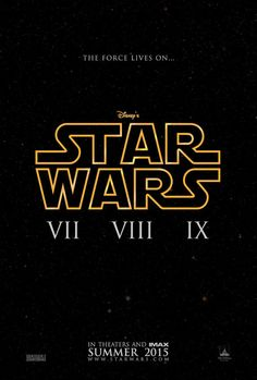 Star Wars VII VIII IX art