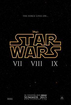 Star Wars VII VIII IX art