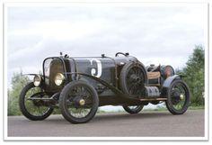 chandler cars | Chandler-Curtiss Racing Car Side