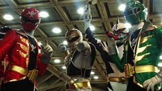 Power Rangers Cosplay