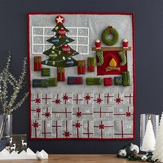 Countdown to Christmas: 15 Advent Calendars | using an advent calendar is a tradition I loved as a child and want to share with my children. Here are 15 of our favorites for sale this year: advent calendars in a variety of sizes, styles, and budgets to suit any home.