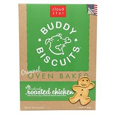 Buddy Biscuits : Garlic Roasted Chicken -- See this awesome image  (This is an amazon affiliate link. I may earn commission from it)