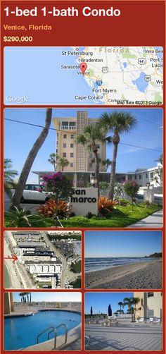 1-bed 1-bath Condo in Venice, Florida ►$290,000 #PropertyForSale #RealEstate #Florida http://florida-magic.com/properties/87412-condo-for-sale-in-venice-florida-with-1-bedroom-1-bathroom