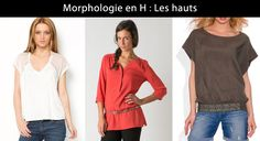morphologie-h-hauts. Boyish, Professional Outfits, Rectangle Shape, Body Shapes, Casual Outfits, Skinny Jeans, Silhouette, Couture, My Style