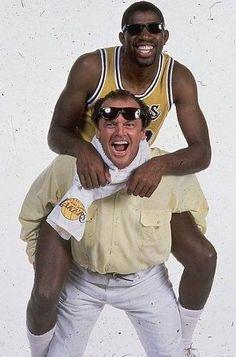 Magic Johnson Lakers, Lakers Kobe Bryant, Sports Basketball, Jack Nicholson, Los Angeles Lakers, Celebs, Celebrities, Vintage Pictures, Raiders