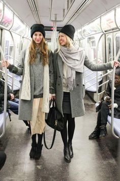 60+ inspirational NYC looks we saw on the subway!