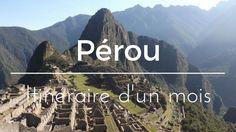 En juillet, je suis partie avec une amie pendant un mois au Pérou. C'était mon premier long voyage aussi loin sur notre planète. Dans cet article, je vais vous parler de mon itinéraire, des v…