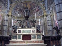 Siena.Duomo.HighAltar01 - Ciborium (architecture) - Wikipedia, the free encyclopedia