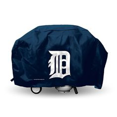 Detroit Tigers MLB Economy Barbeque Grill Cover