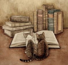 Sharing a good book...