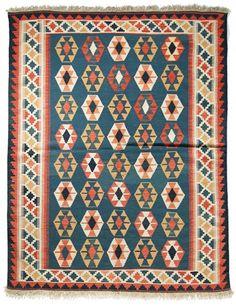 Kelim Fars 201x156 - 1