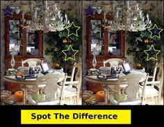 Hey All, Let's see if you can spot all the differences in this image. #SpotTheDifference #WednesdayPuzzle #Fun