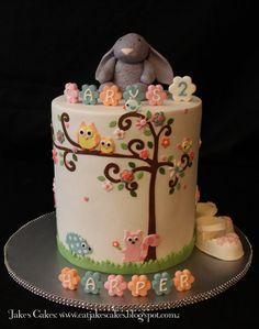 My Daughter's Birthday Cake - by Jakescakes @ CakesDecor.com - cake decorating website