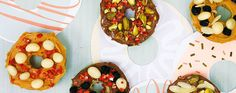Tilly Ramsay's apple 'doughnuts'