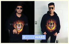 Arjun Kapoor, Karan Johar in Gucci, MyFashgram