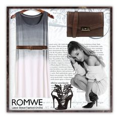 """""""Romwe contest 1"""" by fashionholics-h-a ❤ liked on Polyvore"""