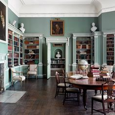 Interior design advice for Georgian homes on HOUSE. Oliver Gerrish shares his design tips for historic interiors. Georgian Interiors, Georgian Homes, English Country Decor, English Country Houses, Country Style, French Country, Adams Homes, Interior Design Advice, English House