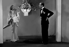 New party member! Tags: maudit fred astaire ginger rogers top hat mark sandrich lol at how bad these gifs are but i dont care Top Hat 1935, Fred And Ginger, Ginger Rogers, Fred Astaire, Dance Photos, Golden Age Of Hollywood, Classic Movies, Vintage Movies, New Trends