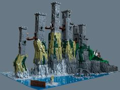 """""""Pyke Castle"""" by anupehr: Pimped from Flickr"""
