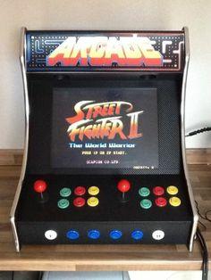 Bartop Arcade Machine Jukebox Karaoke Wi Fi