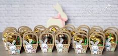 Small Easter baskets with the Framelits Osterkörbchen by Stampin Up
