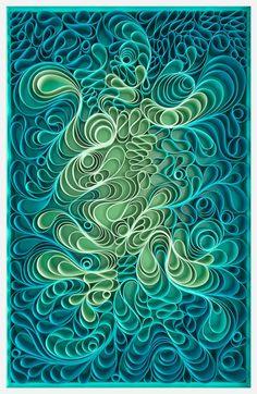Paper Art – Les magnifiques et envoûtantes créations en papier de Stallman