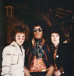Jimi Hendrix Experience 1967.