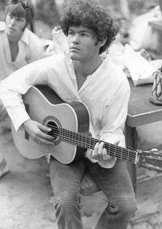 Micky Dolenz- they really should have let him play guitar on the show at least once