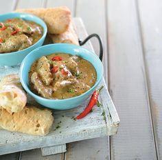 Vrouekeur | Celeb food: Amore Bekker - Sirloin with caramelised onions