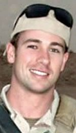 Navy PO1 (SEAL) Darrik C. Benson, 28, of Angwin, California. Died August 6, 2011, serving during Operation Enduring Freedom. Assigned to an East Coast SEAL team. Died of injuries sustained when the CH-47 Chinook helicopter he was in was hit by enemy fire and crashed in Sayd Abad District, Wardak Province, Afghanistan. PO1 Benson was with a large contingent of personnel en route to reinforce members of the 75th Rangers engaged in a fierce firefight.
