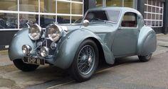 1938 Jaguar SS 100 - SS100 FHC Prototype | Classic Driver Market