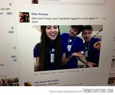 Awesome Apple Employees…